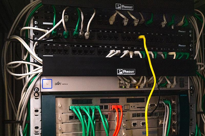 bedrading netwerk