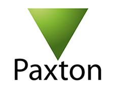 Toegangscontrolesystemen en deurintercomsystemen van het merk Paxton