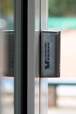 pinpas toegangscontrolesystemen bij sportclub in Arnhem